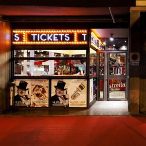 De ticketshop van de broertjes Adrià is alvast up and running; www.es.bcn50.org