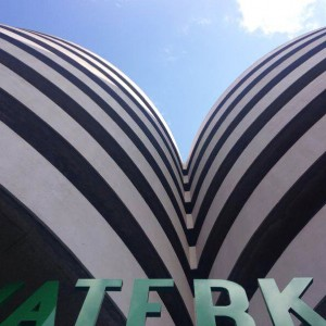 Foto afkomstig van de FB-pagina van Waterkant Amsterdam