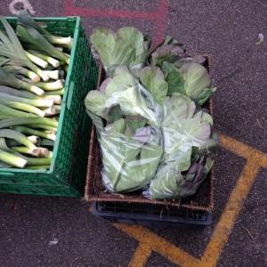London Fields Schoolyard Market: Een heel nieuw gebruik van het schoolplein; © Marjan Ippel