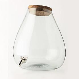 'Bubbled beverage dispenser' van Anthropologie