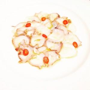 Octopus à la The Duchess; © Marjan Ippel