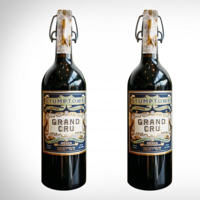 Stumptown Grand Cru cold brew coffee