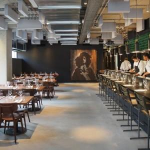 C restaurant Amsterdam: hoge kwaliteit, lage drempels; © Marjan Ippel