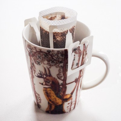 En we dachten dat deze dripcoffee al snel was... © Marjan Ippel