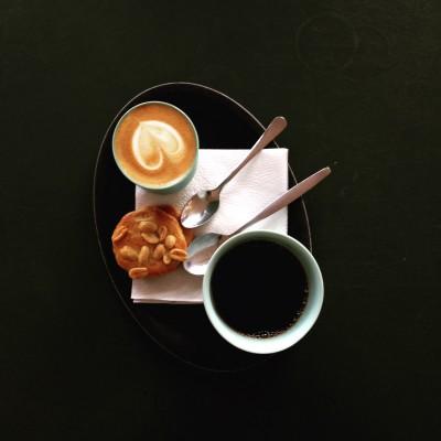 Caffènation, de beste fika-plek in 020; © Marjan Ippel