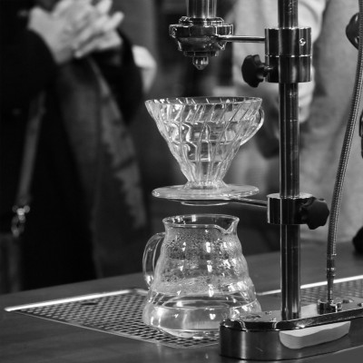 Koffieinnovatie op het ACF: The Modbar; © Marjan Ippel