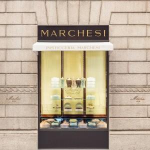 Pasticceria Marchesi sinds 1824, Milaan; © Prada