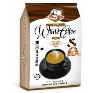Kopi putih, white coffee