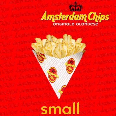 Patatatine fritte Amsterdamese