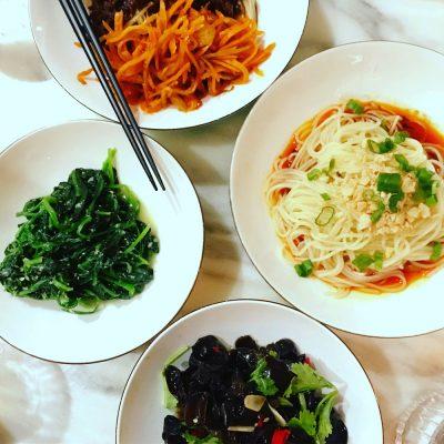 Originals van Madam Zhu bij Hao Noodle & Tea, NYC; © Marjan Ippel