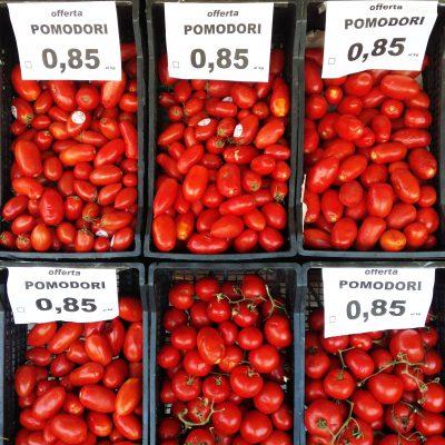 Sardijnse tomaten, voor al uw slow aging; © Marjan Ippel