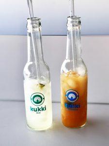 Verse cocktails + ijsklontjes in een flesje