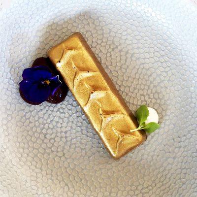 Gouden marsreep van chef Gert Blom; © Marjan Ippel