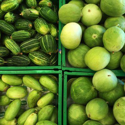 Michael Pollan zei het al: 'Eat food, not too much, mostly plants'; © Marjan Ippel